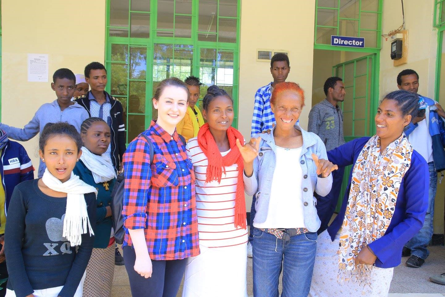 From Dublin to Ethiopia – where education is the jewel in